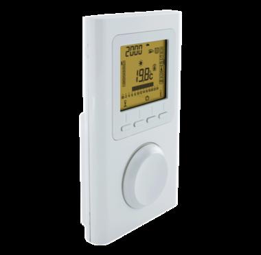 Draadloze thermostaat met LCD scherm
