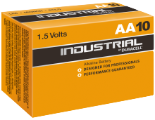 Duracell Industrial AA (10 box)