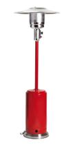 Terrasverwarmer gas rood