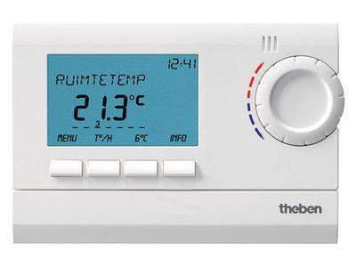 Theben Ram 812 TOP2 Digitale Klok Thermostaat (230V)