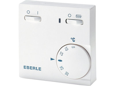 EBERLE Thermostaat RTRE6181 met schakelaar dagelement